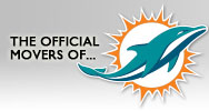 All My Sons Moving & Storage Official Movers of The Miami Dolphins